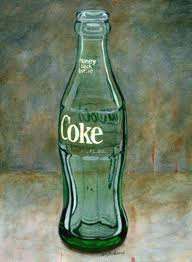 EFT Tapping Coke Bottle image